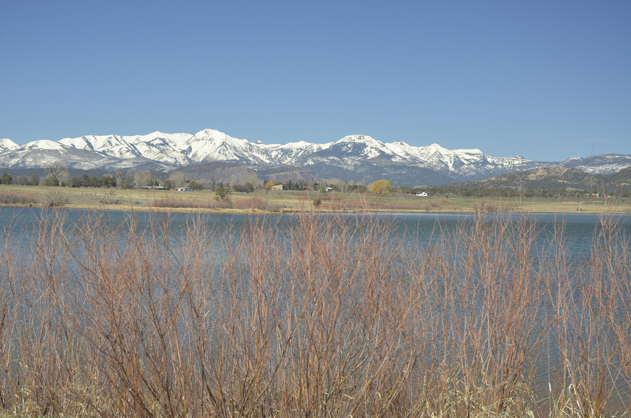 <p>Pastorius Reservoir, located about 15 miles southeast of Durango, is an 80-acre irrigation reservoir. It is a popular recreation area for fishing, bird-watching and duck hunting.</p>